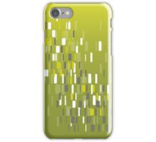 Digital DNA print 3 iPhone Case/Skin