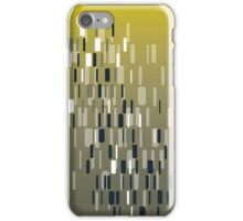 Digital DNA print 4 iPhone Case/Skin