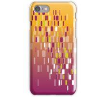 Digital DNA print 6 iPhone Case/Skin