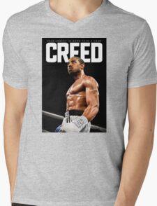Creed 2015 Adonis Johnson Mens V-Neck T-Shirt