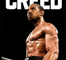 Creed 2015 Adonis Johnson by lilianlydia