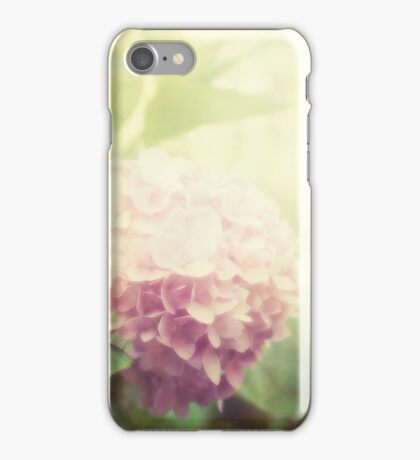 the silence at the center of everything iPhone Case/Skin