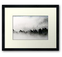25.8.2013: Morning at Aulanko III Framed Print