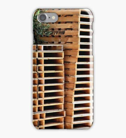 stacked up iPhone Case/Skin