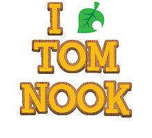 I love Nook by Pyho
