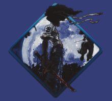 Afro Samurai by HellFury