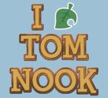 I love Nook Kids Tee