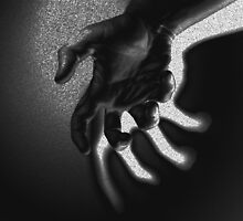 Ghostly Hand by JustAnEffigy