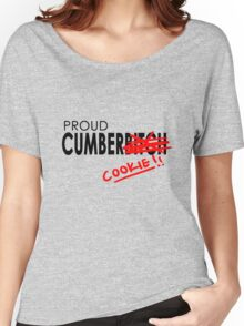 Proud Cumberbi-COOKIE Women's Relaxed Fit T-Shirt