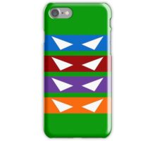 Heroes on a Phone Shell iPhone Case/Skin