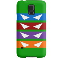 Heroes on a Phone Shell Samsung Galaxy Case/Skin