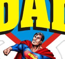 Super Dad T-Shirts & Hoodies Sticker