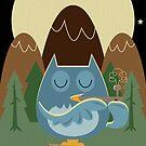 Night Owl 2 by Matt Sinor
