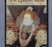 The Queen's Head by wiggyofipswich