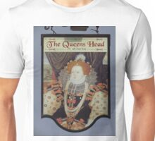 The Queen's Head Unisex T-Shirt