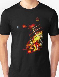 Dalek Beta – Bronze T-Shirt