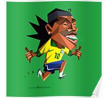 Ronaldinho Soccerminionz Poster