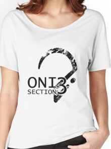 ONI Section 3 - Badge Women's Relaxed Fit T-Shirt