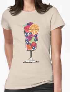 retro food fruit salad dessert dish T-Shirt