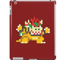 Super Mario Maker - Bowser Costume Sprite iPad Case/Skin