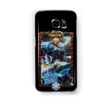 Smite Holiday Design - Thor Samsung Galaxy Case/Skin