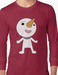 Plue Long Sleeve T-Shirt