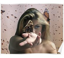 I, Butterfly. Poster