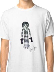 Welcome to the gun show - Tartan Classic T-Shirt
