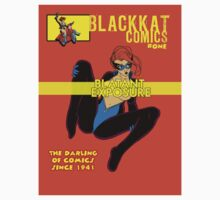 BlackKat Comics Issue 1 by Unpleasantdream