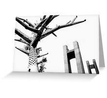 Sculptures brestoises. Greeting Card
