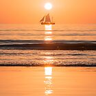 Sailing into the Sunset by Mieke Boynton
