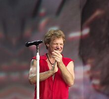 Bon Jovi at Hyde Park 6 by WalkerboyUK