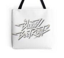 The Bloody Beetroots Logo Tote Bag