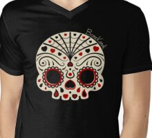 Bone Kandi - Love Mens V-Neck T-Shirt