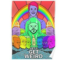 Breaking Mad: Let's Get Wilfred Poster