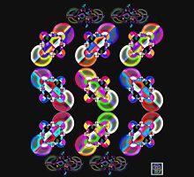 """6-Set Venn Jewels""© Womens Fitted T-Shirt"