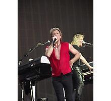Bon Jovi at Hyde Park Photographic Print