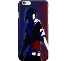 Blue and Red iPhone Case/Skin