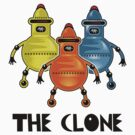 THE CLONE T SHIRT by GeekShirtsHQ