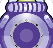 CYCLOPS OCTOPUS T SHIRT Sticker