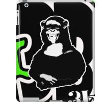 three beards iPad Case/Skin