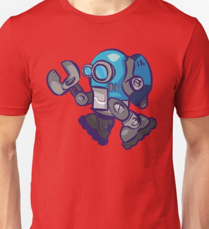 ASTRONAUT ROBOT T SHIRT T-Shirt