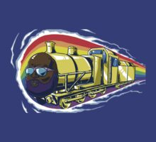 Rick Ross the Tank Engine by Jayreyill