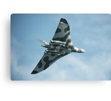 The Mighty Vulcan Canvas Print