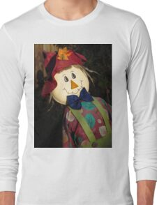 Designer Scarecrow Long Sleeve T-Shirt