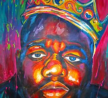 Notorious BIG by MolllyJean