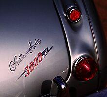 Austin-Healey 3000 by Thad Zajdowicz