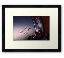Austin-Healey 3000 Framed Print