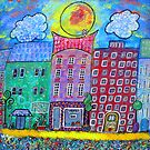 Happy, Little Downtown by Juli Cady Ryan