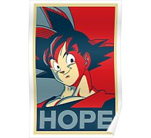 goku is our only HOPE! Poster